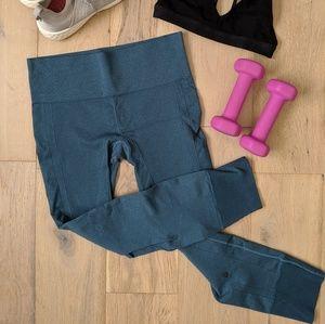 Lululemon textured seamless leggings